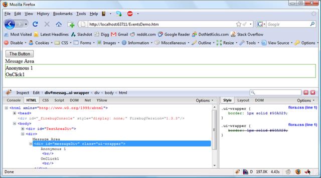 FireFox+Firebug vs IE8 Developer Toolbar - ElegantCode
