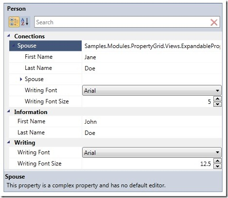 Extended WPF Toolkit–the updated PropertyGrid - ElegantCode