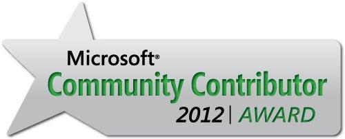 Brian Lagunas awarded Microsoft Community Contributor Award